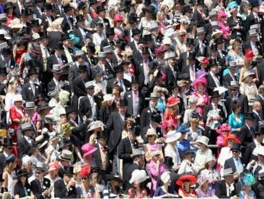 Will the punters be following the money at Royal Ascot today?