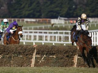 The Irish Champion Hurdle is the feature race from Leopardstown on Sunday