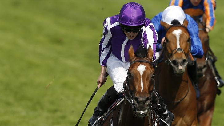 Ryan Moore horse racing