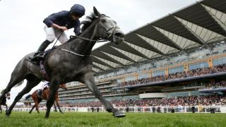 Winter wins the Coronation Stakes