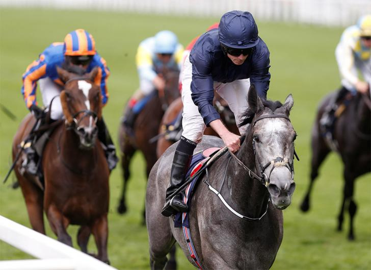 Could Winter claim back to back victories in the Arc for Aidan O'Brien?