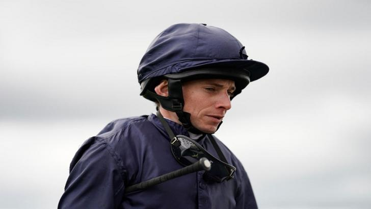 Ryan Moore at Epsom