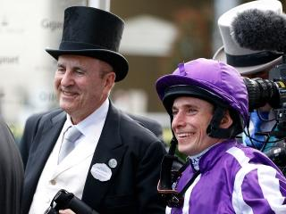 Ryan has five rides on Saturday on what is shaping up to be a very competitive day's racing