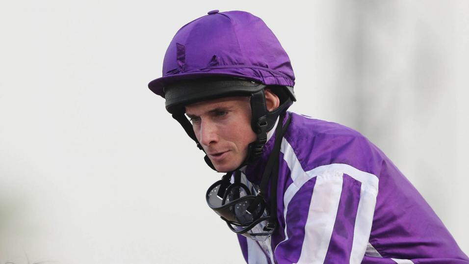 Ryan Moore has a fine book of rides at the Future Champions Festival