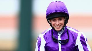 Jockey Ryan Moore