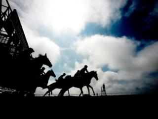 There's Flat racing at Naas this evening