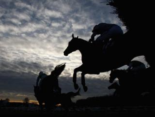 There's evening jumps action from Wexford