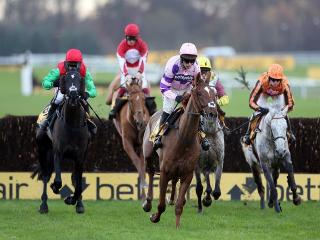 Silviniaco Conti wins in 2014 - does Paul think he can do it again?