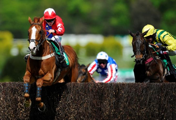 Tony reckons Sire De Grugy (jumping) should be favourite for the Betfair Tingle Creek