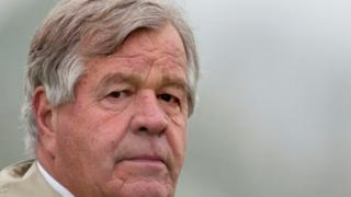 Newmarket trainer Sir Michael Stoute