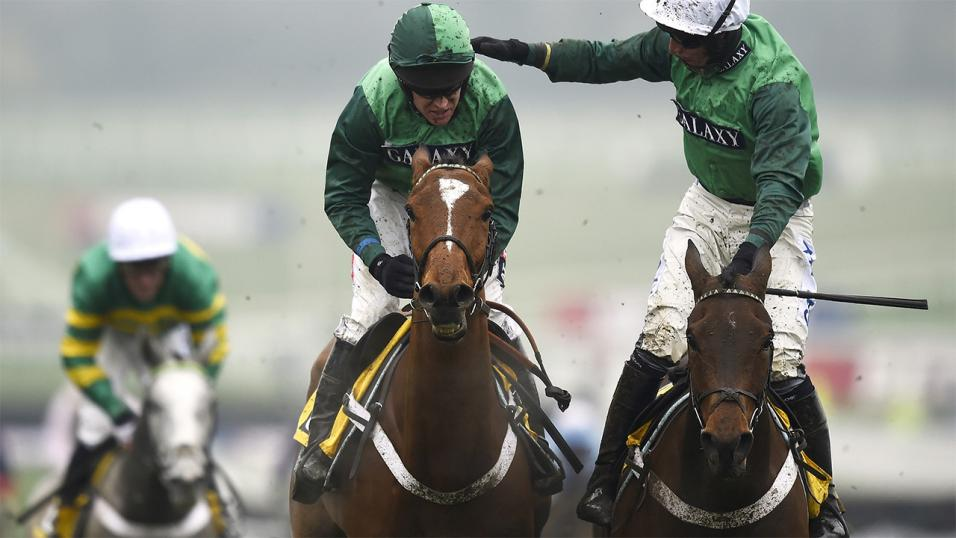 Top Notch heads the betting for the Betfair Ascot Chase