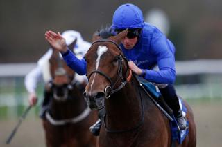 Godolphin's Tryster - one of the best All-Weather horses in training