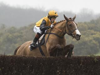 Victoria Pendleton will ride at the Cheltenham Festival 2016