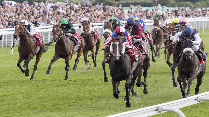 The Ebor Festival at York is one of the highlights of the summer calendar