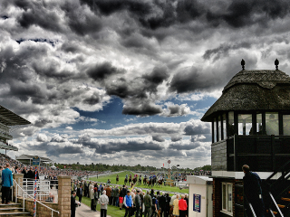 Further rain is forecast for the final day of the Ebor meeting at York