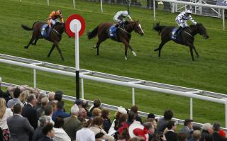 Tony Calvin thinks Nakeeta has excellent claims in the Ebor