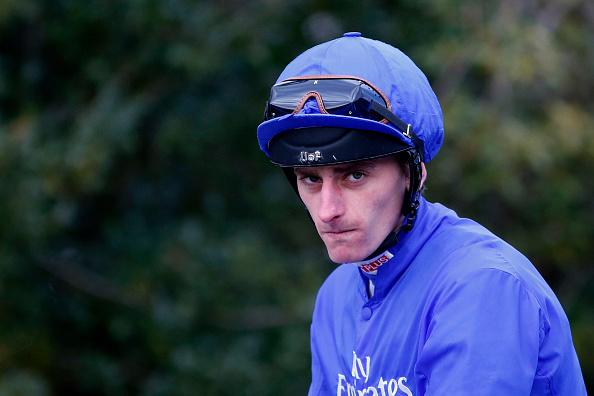 Adam Kirby rides Epic Emirates at Lingfield on Sunday