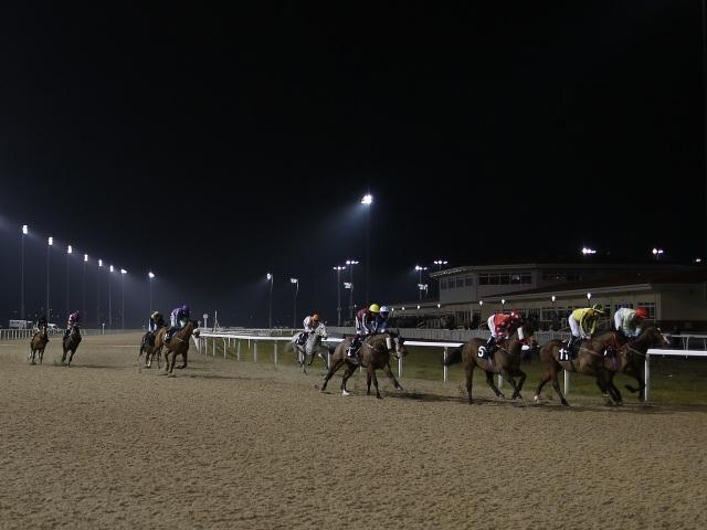 There's racing at Chelmsford City on Thursday evening