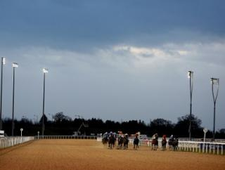 There's racing this evening at Chelmsford City