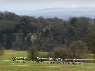 There is racing from Chepstow on Tuesday