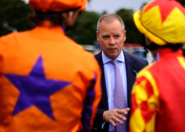 Trainer Clive Cox will be bidding for victory in the Old Borough Cup on Saturday