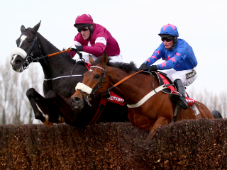 Don Cossack is current favourite for Saturday's King George VI