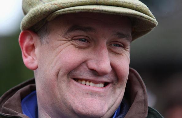 Trainer Donald McCain could net a winner at Cartmel on Sunday