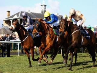 Two of Follow The Money's picks run at Doncaster today