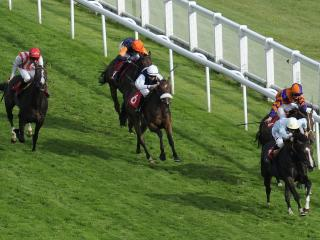 El Astronaute and Maverick Wave both run at Epsom this afternoon