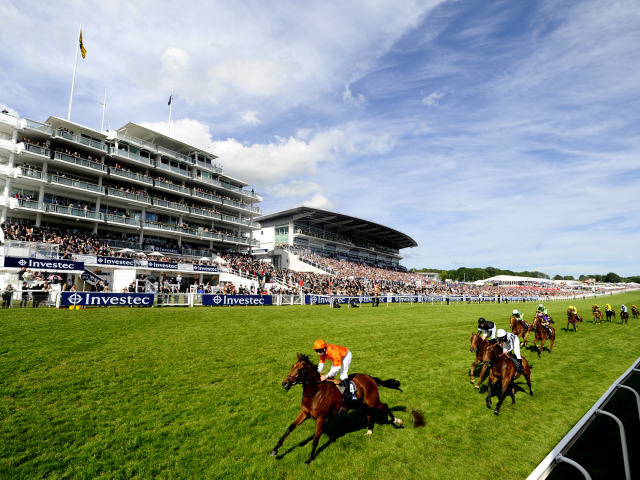 The Derby is the feature race from Epsom on Saturday
