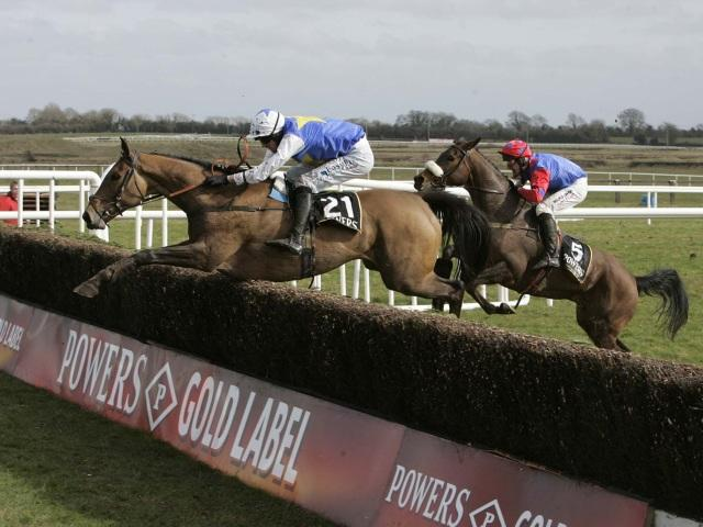 There is jumps racing from Kilbeggan on Monday evening