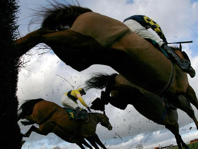 There is jumps racing at Cartmel on Monday