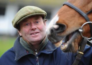 Nicky Henderson has a big-name runner at Market Rasen