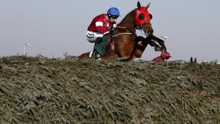 There is racing over the National fences on Saturday
