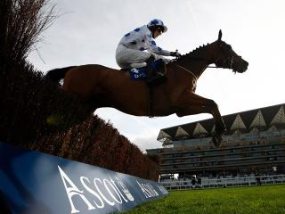 It's Ladbroke Hurdle day on Saturday at Ascot