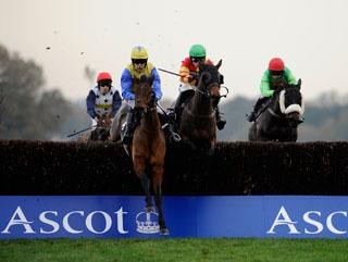 Racing comes from Ascot this weekend