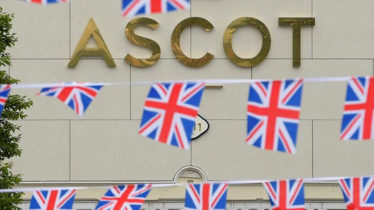 Ascot flags