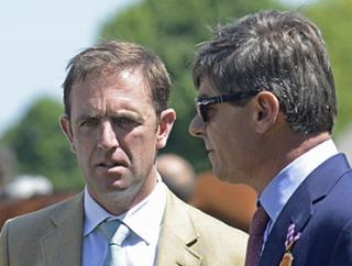 Charlie Appleby trains the Godolphin owned Fort Knox