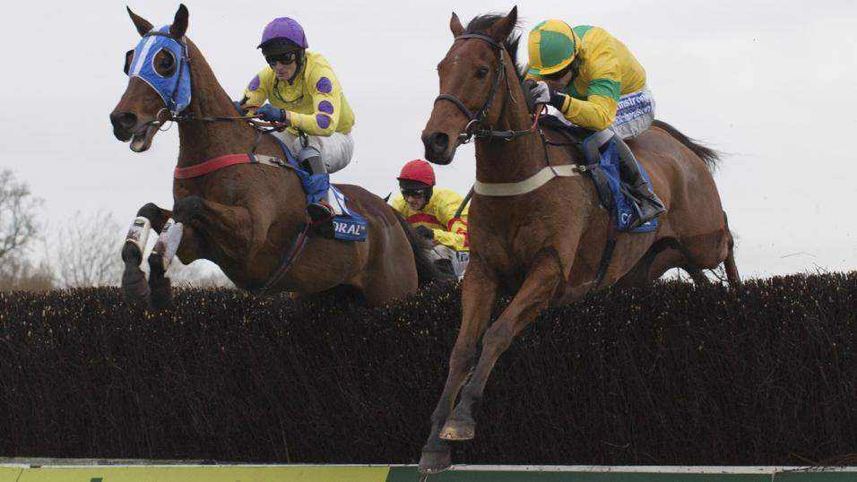 There is jumps racing from Roscommon on Tuesday evening
