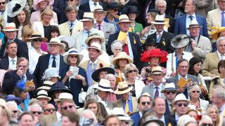 Goodwood Crowd