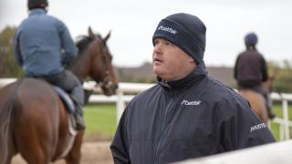Betfair ambassador Gordon Elliott has a strong hand at Fairyhouse this weekend and Tony Keenan likes the look of his Apple's Jade in the feature.