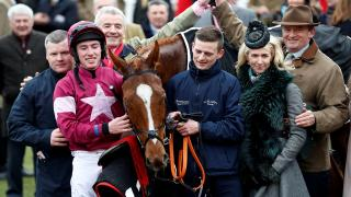 Gordon Elliott and Jack Kennedy