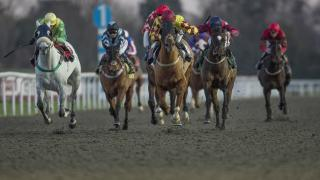 There is all-weather action from Wolverhampton on Monday