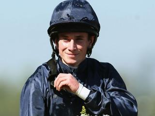 Ryan Moore has six booked rides at Ascot today including three for Aidan O'Brien