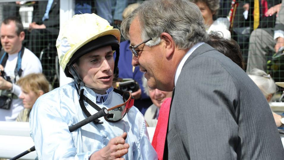 Ryan Moore can win one for 'The Boss'