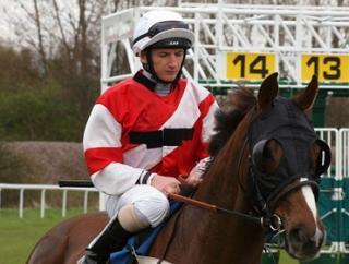 PJ McDonald rides the well-backed Dubai Dynamo