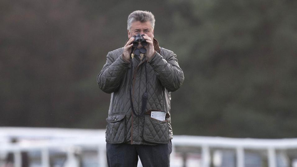 Does Paul Nicholls see his horses winning on Saturday afternoon?