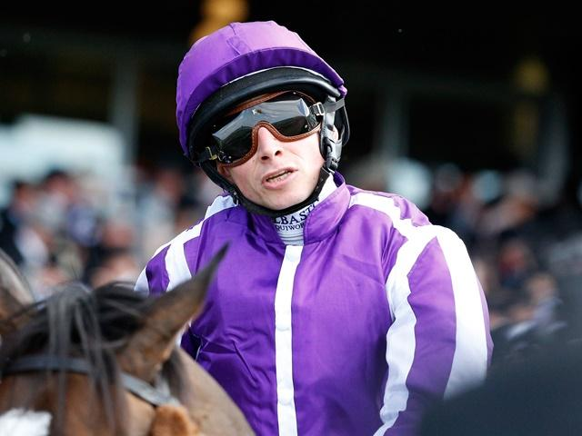 Ryan Moore has a full book of six rides on day three at Royal Ascot