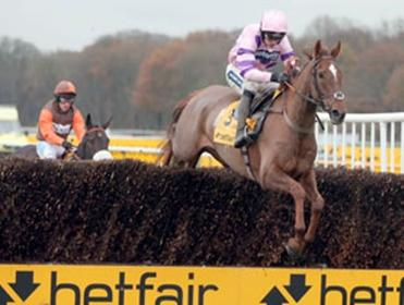 Silviniaco Conti is the favourite for Friday's Gold Cup