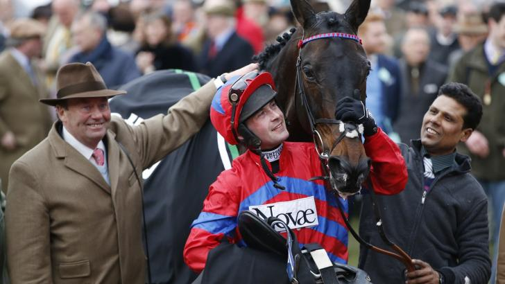 2010 Tingle Creek winner Sprinter Sacre was one of the best Chasers in recent times